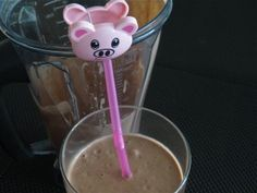 *Sneaky Green*Healthy Chocolate Shake For Kids