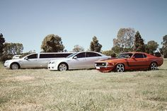 Limousine Hire in Melbourne for any event!