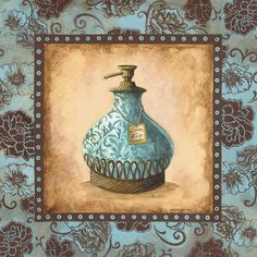 Premium Giclee Print: Savon Wall Art by Gregory Gorham by Gregory Gorham : Bathroom Prints, Bathroom Art, Vintage Pictures, Vintage Images, Stencil, Framed Artwork, Wall Art, Decoupage Vintage, Vintage Prints