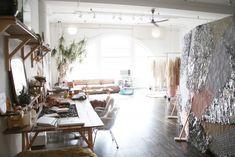 Stone Fox Bride at Tales Of Endearment :: open :: studio :: work space :: loft :: bright :: decor :: simple :: light ::