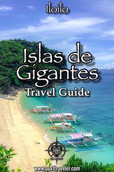 Islas de Gigantes Travel Guide