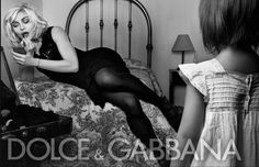 Photographer Steven Klein Brings Out Madonna's Best For 2010 Dolce & Gabbana Ad Campaign