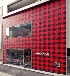superfuture :: supernews :: tokyo: woolrich flagship store opening