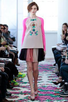 Delpozo Fall 2013 RTW Collection - Fashion on TheCut