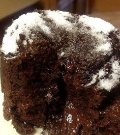 Volcano Mud Slide Muffin – the perfect example of how Trim Healthy Mama celebrates food and focuses on all the incredible options that you CAN eat rather. Thm Recipes, Sweet Recipes, Low Carb Desserts, Just Desserts, Trim Healthy Mama Book, Dessert In A Mug, Muffin In A Mug, Cake Mug, Sugar Free Sweets