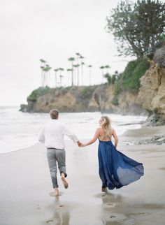 Photography : Greg Finck Read More on SMP: http://www.stylemepretty.com/california-weddings/laguna-beach/2017/01/09/ten-year-anniversary-photos/