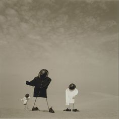 Shoji Ueda From the series Dunes Mode 1983-1993
