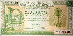 Kingdom of Libya currency.   THE LIBYAN   Esther Kofod   www.estherkofod.com