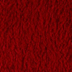 Minky Curly Llama Red from @fabricdotcom  This soft and curly plush minky fabric has a silky soft 30mm pile and fluid drape. Fabric is perfect for apparel accents, blankets, throws, pillows, baby accessories, stuffed animals and more!
