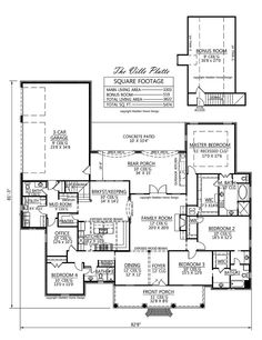 256 best house plans images on Pinterest in 2018 | Home plans, House  D Floor Plan French Country House Design on french country remodeling, french country house landscaping, 2 story french country house plans, modern french country house plans, french country luxury house plans, french country house plans 2000 sq ft, french country house plans 4-bedroom, country cottage house plans, french country house plan patterson, french country office plans, french country house interiors, french country house details, french country louisiana house plans, french country house plans with courtyard, stucco french country house plans, european house plans, french country house exteriors, french country home, country ranch house plans, small country house plans,