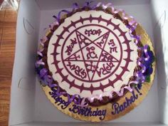 kuroshitsuji cake
