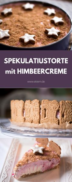 Weihnachtliche Spekulatiustorte Christmas biscuit pie - Made without baking within 10 minutes! Food Desserts Weihnachtliche Spekulatiustorte Christmas biscuit pie - Made without baking within 10 minutes! Easy Smoothie Recipes, Easy Smoothies, Easy Cake Recipes, Cupcake Recipes, Bread Recipes, Fall Desserts, Christmas Desserts, Winter Torte, Christmas Biscuits