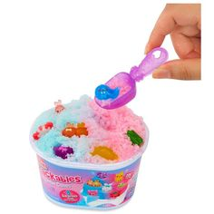 Num Noms Snackables Snow Cones Series - image 5 of 5 Baby Dolls For Kids, Toys For Girls, Big Girl Toys, Nom Noms Toys, 10 Year Old Gifts, Slime Kit, Art Drawings For Kids, Snow Cones, Baby Alive