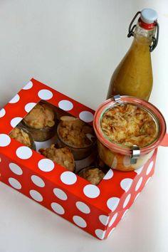 Hausdressing, Zucchini-Feta-Muffins und Zitronenkuchen