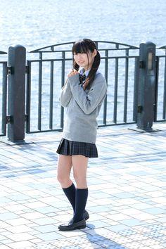 Japanese School Girl Cosplay T☆photoの画像 Japanese School Uniform Girl, School Uniform Fashion, School Girl Japan, School Uniform Girls, Girls Uniforms, Japan Girl, Cute Asian Girls, Beautiful Asian Girls, Preety Girls