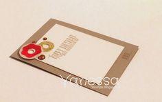 Kreative Ideen für individuelle Karten erfahren Sie unter http://vanilljas.blogspot.de/2015/04/fusion-card-challenge-elegance.html