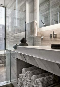 South Shore Decorating Blog: 50 Favorites for Friday, Beautiful Bathroom Edition (#157)