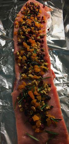 lomo de cerdo relleno de fruta – PALEOGOURMETE Diy Shops, Christmas Cooking, Vegetable Pizza, Tapas, Good Food, Fun Food, Flora, Recipies, Paleo