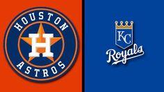 #HoustonAstros se impone 5-2 a los #kansascityroyals en el primer juego de su serie #MLBPlayoffs