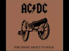 ACϟDC - For Those About To Rock (We Salute You) (Full Album)