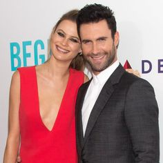 Pin for Later: Adam Levine and Behati Prinsloo Are Married!