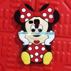 Carcasa divertida Minnie 3D para Galaxy Trend Plus - Si buscas una funda bonita y divertida, ya la has encontrado con esta Carcasa divertida Minnie 3D para Galaxy Trend Plus ademas la proteccion que esta misma te ofrece va de regalo.