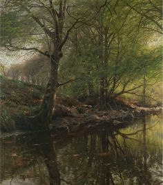 1910 oil on canvas.