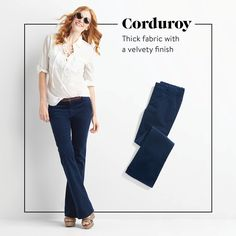 Stitch Fix Fall Denim 2016 i like this trend to change it up from denim!