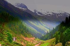 Magic valley @ Malana village near the himalayan village resort #kasol #Parvativalley #HP
