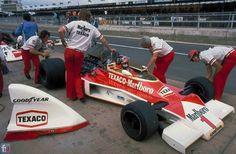 McLaren M23 1975