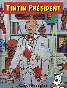 Tintin Président