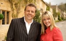 Homes Under The Hammer - my favourite daytime show.....when I'm not at work...