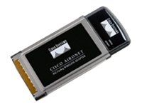 #Cisco Wireless Networking, Cisco, #Aironet 802.11a/b/g Wireless CardBus Adapter, AIR-CB21AG-A-K9-40