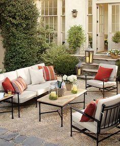 Garden Furniture On Gravel pinterest • the world's catalog of ideas