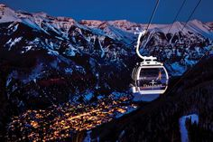 Most Scenic Resorts of 2013 | SKI Magazine. #1 Telluride, CO