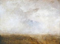Joseph Mallord William Turner, 'Seascape' c.1835-40