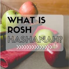 rosh hashanah is not biblical
