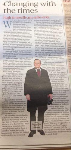 The Downton Abbey Irish Connection-The Irish World-September 13th 2014