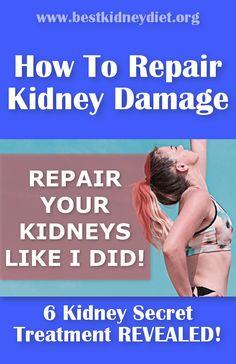 Food For Kidney Health, Healthy Kidney Diet, Healthy Kidneys, Kidney Detox, Healthy Eats, Kidney Disease Stages, Chronic Kidney Disease, Kidney Recipes, Diet Recipes