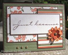 SC196 fall, 88 keys by 88 keys - Cards and Paper Crafts at Splitcoaststampers