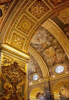 vmoney90:    Vaults of St John's by archidave on Flickr.