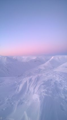 I absolutely adore the Khibiny mountains, North West Russia