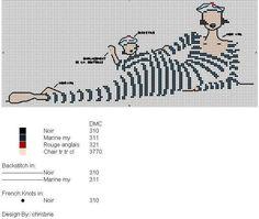Gallery.ru / Photo # 3 - Marine striped family)) - tastr