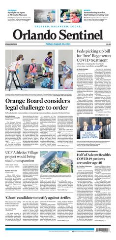 Orlando Sentinel New York Post, The Expanse, Bring It On, Challenges, Japan, Baseball Cards, How To Plan, Life