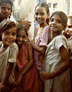 Uttar Pradesh children. *To find out how to sponsor a disadvantaged child's education in India, please go to: www.healcharity.org