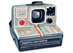 I.♥.Art // Polaroid Camera