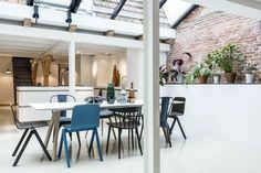Lofty Amsterdam Apartment