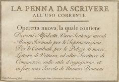 Más tamaños   La penna da scrivere - Francesco Polanzani, 1768   Flickr: ¡Intercambio de fotos!