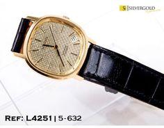 1-5-632-2-R-Longines esfera cuadrada y correa de cuero negra L4251 Bracelet Watch, Watches, Bracelets, Accessories, Fashion, Black Leather, Clocks, Gold, Elegant