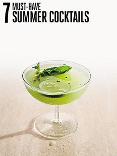 Best Summer Cocktails